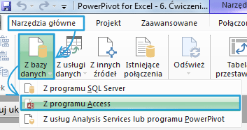 Import danych do PowerPivot_11