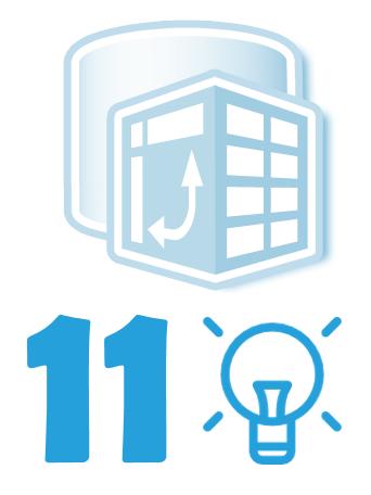11 wskazowek przy pracy w Power Pivot Excel