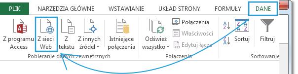 Import danych do PowerPivot_34
