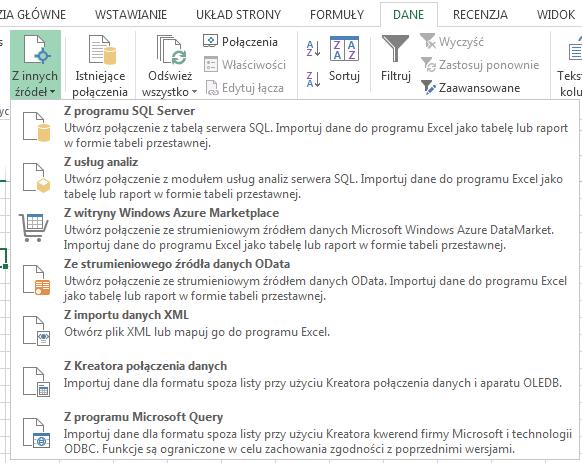 Import danych do PowerPivot_39